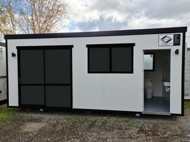 6x3 with kitchen and separate toilet off to Rolleston-front view.jpg